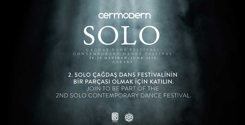 SOLO Contemporary Dance Festival Open Call