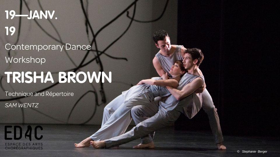 Trisha Brown Workshop
