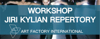 Art Factory Jiri Kylian Repertory Workshop