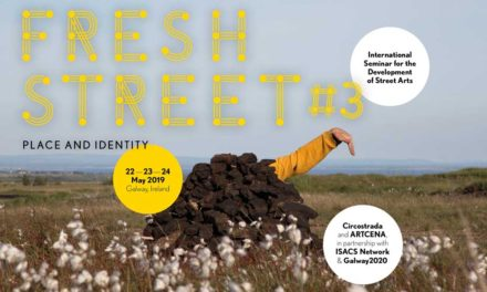 Call For Artistic Performances At FRESH STREET #3