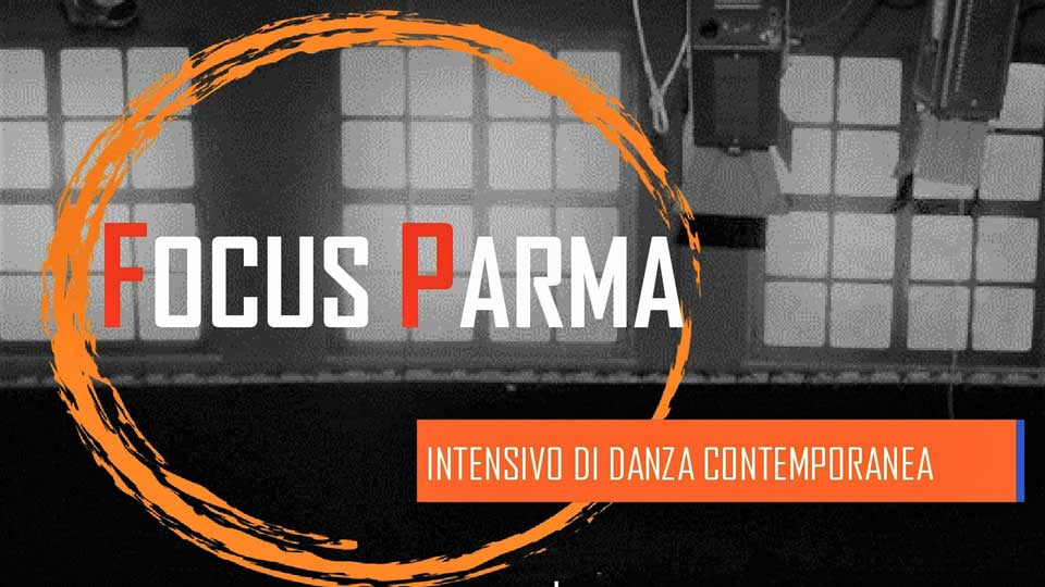 Focus Parma Contemporary Dance Workshops