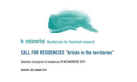 In Metamorfosi Residencies Open Call