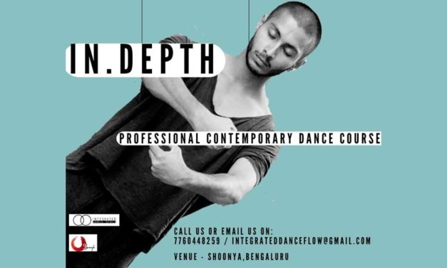 In.Depth ( One Month Certification Course In Contemporary Dance )