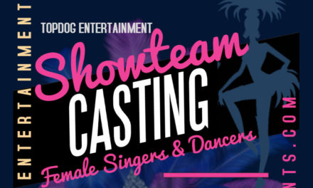 Top Dog Entertainment Is Looking For Dancers
