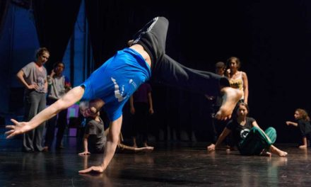 Antigravity – Workshop with Evangelos Poulinas