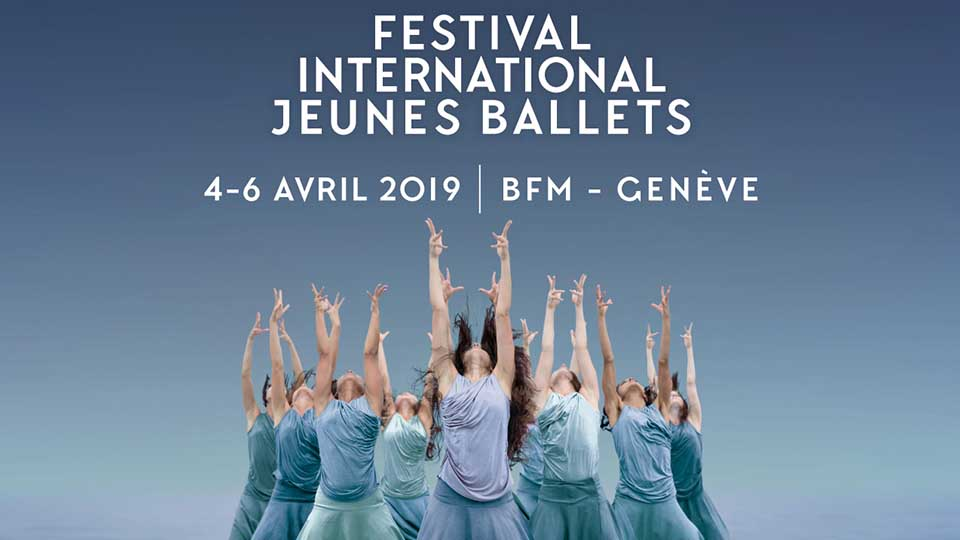 Audition During The Festival International Jeunes Ballets