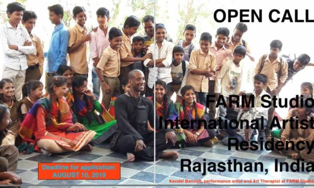 Farm Studio International Artist Residency India