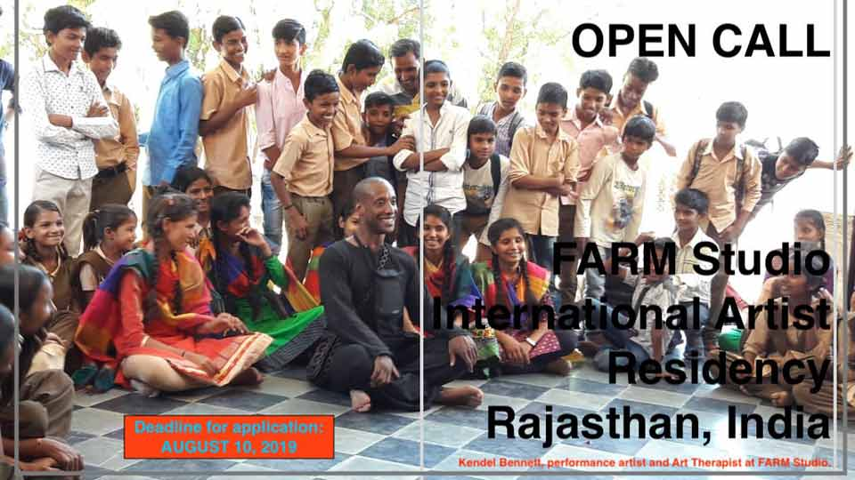 Farm Studio International Artist Residency India