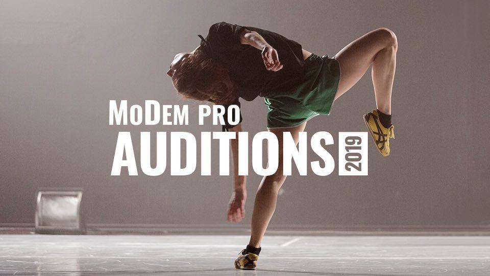 MoDem PRO Programme 2019