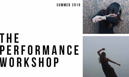 The Performance Workshop With Selah Dance Collective