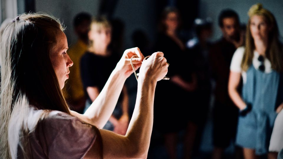 Weekend Intensive For Performers With Irina Lavrinovic