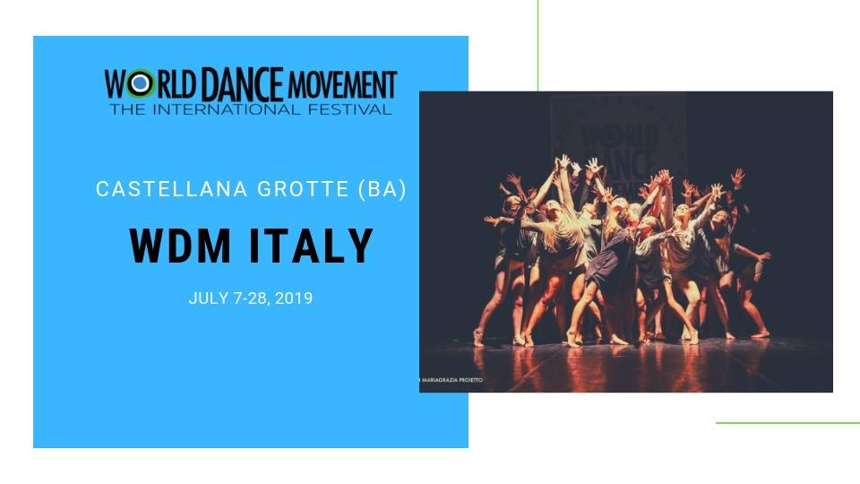 World Dance Movement Italy – The International Festival 2019