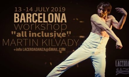 """ALL INCLUSIVE"" 12 hours weekend Workshop by Martin Kilvady."