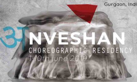 Anveshan Choreographic Residency 2019