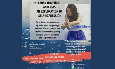 Laban Movement Analysis Workshop
