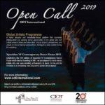 Open Call Global Artist Programme