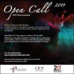 Open Call Global Dance Link Series