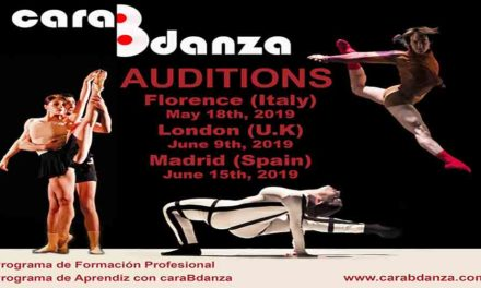 caraBdanza Contemporary Dance Company Auditions