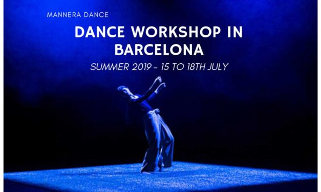 International Dance Workshop In Barcelona ManNera Dance