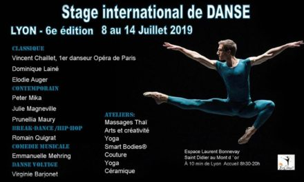 International Dance Workshop of EviDanse69