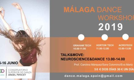 Málaga Dance Workshop 2019