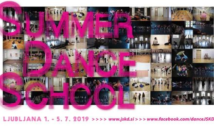 Summer Dance School SDS 2019