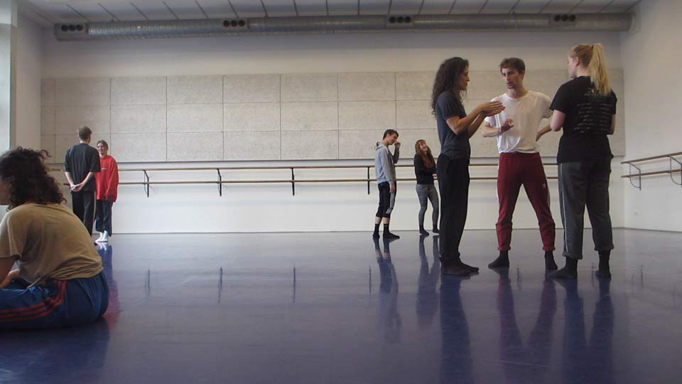 Workshop Composing with Voice and Movement