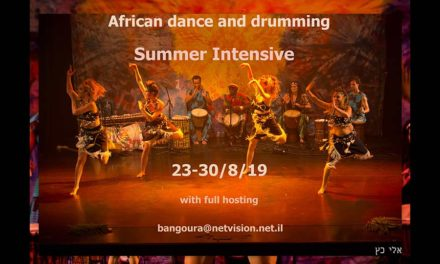African Dance and Drumming Summer Intensive