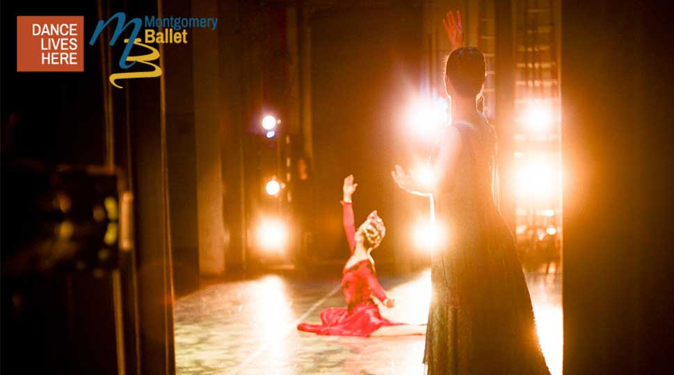Audition Notice Montgomery Ballet