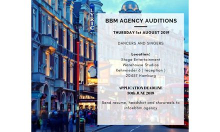BBM Agency Audition