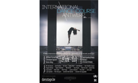 International Dance Course Antwerp 2019
