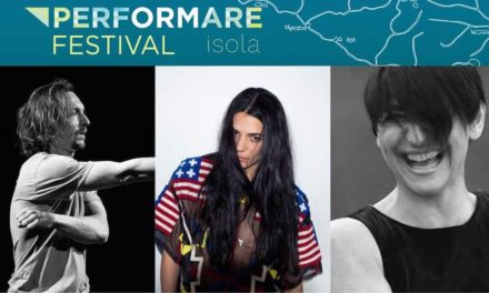 Performare Project | Peter Jasko Clara Furey Elisa Pagani – Workshops