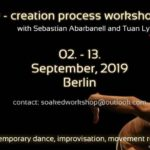 SOAKED – Creation Process Intensive