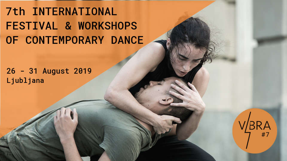 VIBRA 2019 Workshops – Performances – Lectures – Applications Now Open