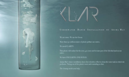 Audition Notice KLAR Underwater Dance Installation by Anima May