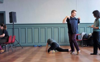 Ine Claes Is Looking For Male Performer