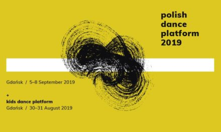 Polish Dance Platform 2019 Applications For International Guests