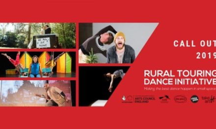 Rural Touring Dance Initiative – Applications Now Open