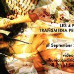 Audition Transmedia Performance Nikunja