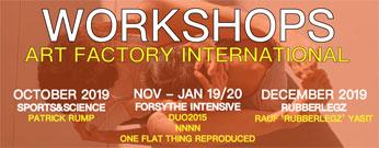 Art Factory International Berlin Audition