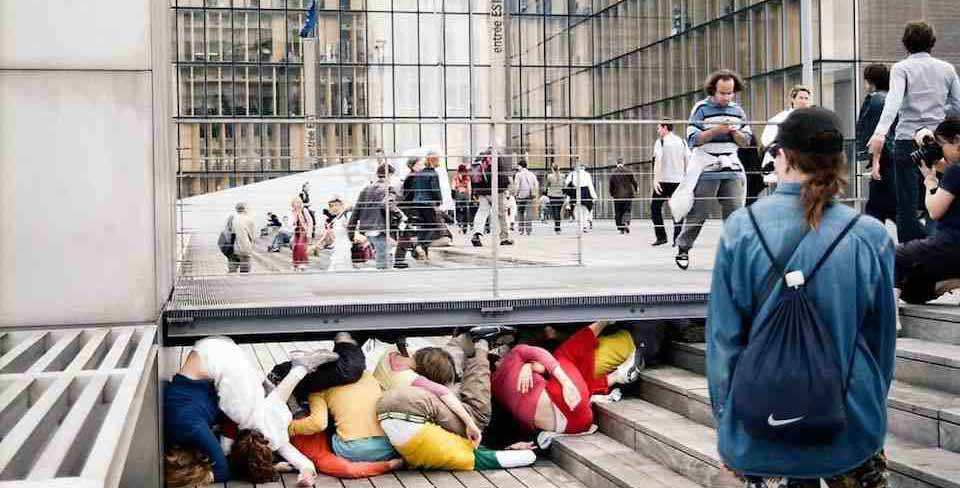 Bodies In Urban Spaces Call For Performers Shanghai
