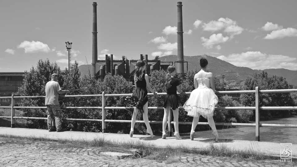 Classicall Ballet Pedagogue At ARS Centre Zenica