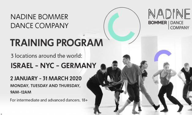Nadine Bommer Dance Company Training Program