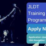 Open Call For JLDT Training Program 2020