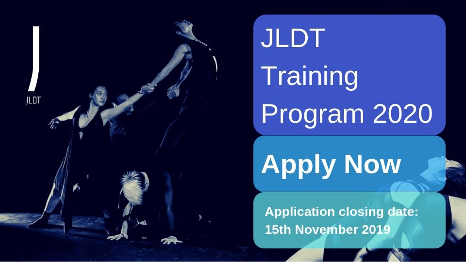 Open Call For JLDT Training Program 2020