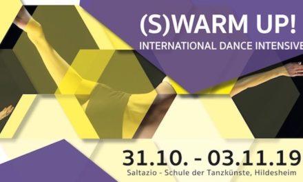 (S)WARM-UP! – International Dance Intensive