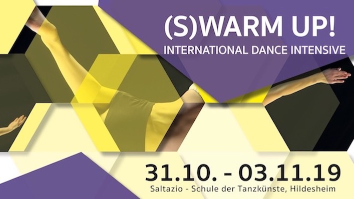 (S)WARM-UP! – International Dance Intensive