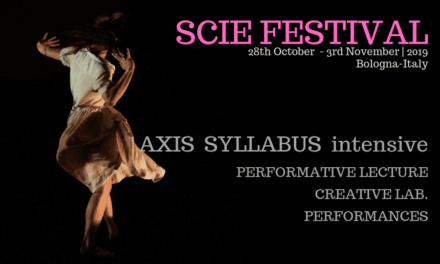 ScieFestival | Body<>Movement – Arts<>Sciences | Workshops, Talks, Performances