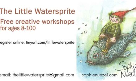 The Little Watersprite – Free Creative Workshops