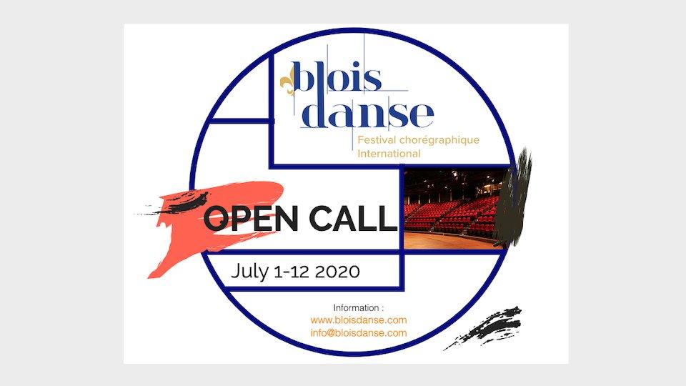 International Choreographic Festival Of Blois France
